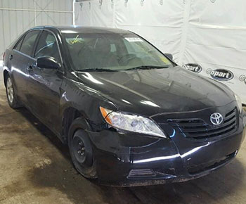 Recently Purchased Toyota Camry