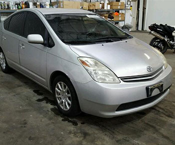 Recently Purchased Toyota Prius